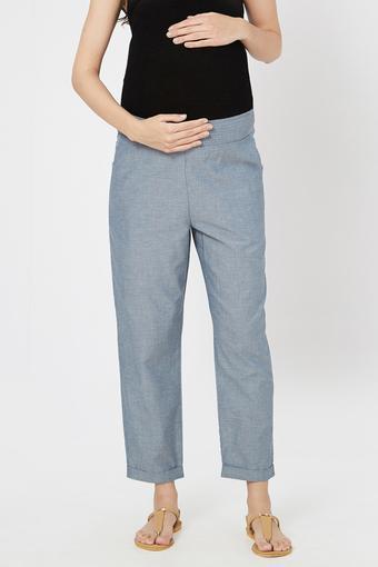 Maternity Versatile Fit Slub Maternity Lounge Pants