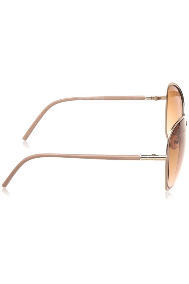 Womens Oversized UV Protected Sunglasses