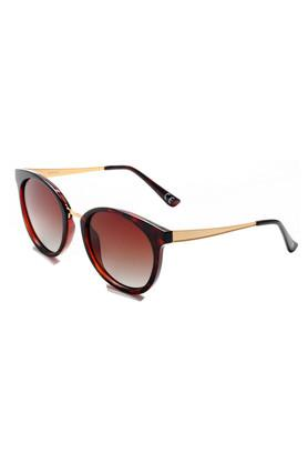 SCOTT Womens Full Rim Cat Eye Sunglasses - 2181 C1 S