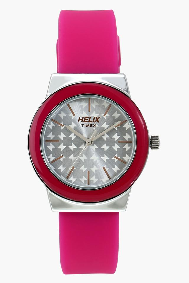 Womens Analogue Silver Dial Watch - TW036HL00