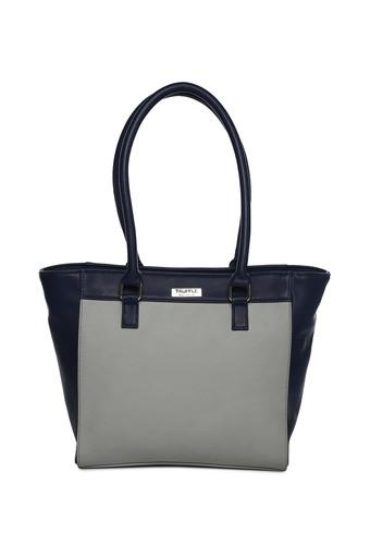 TRUFFLE COLLECTION -  Grey Handbags - Main