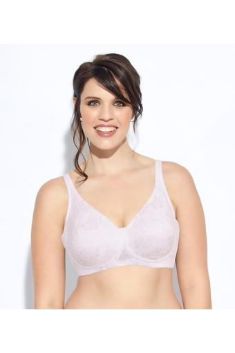 Womens Non Padded Non Wired Printed Full Coverage Bra