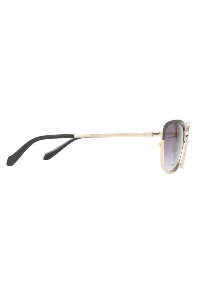 Unisex Full Rim Square Sunglasses - FOS2008SH2JY7