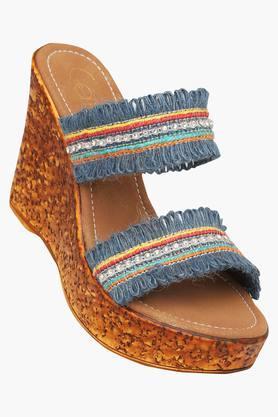 CATWALKWomens Casual Wear Slipon Wedges - 202344353