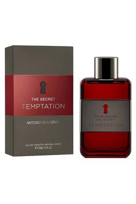 Mens The Secret Temptation Eau De Toilette - 100ml