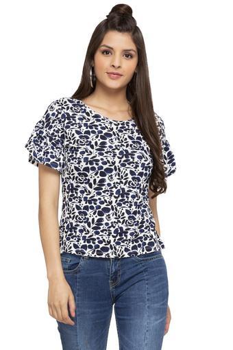FRATINI WOMAN -  IndigoT-Shirts - Main