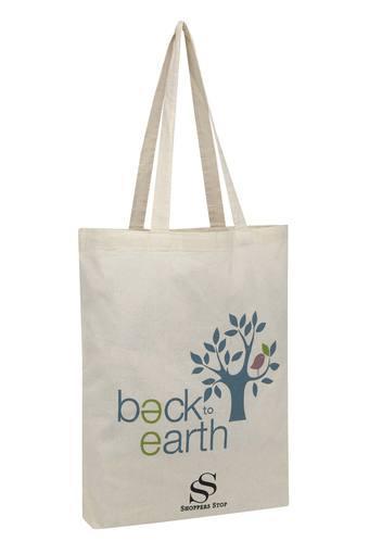 B2e Strap Handle Canvas Bag - 40cm