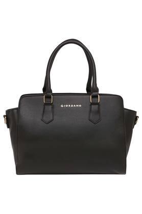 GIORDANOWomens Zipper Closure Satchel Handbag - 203903437_9308