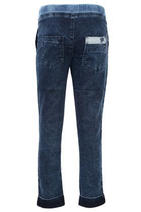 Boys 4 Pocket Heavy Wash Pants