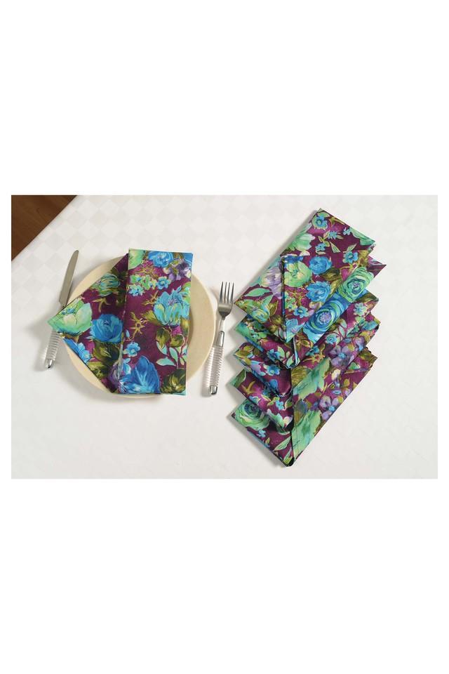 Printed Dinner Napkin Set of 6