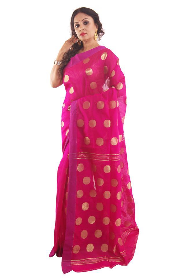 Women Embelished Saree