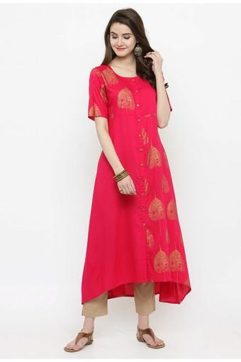 VARANGA -  C080 Red Ethnic Sets - Main