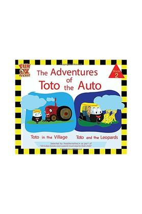 Adventures of Toto the Auto - Book 2 : Contemporary Indian Story Book for Kids