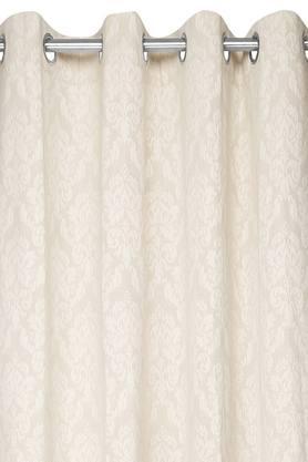 Charlotte Jacquard Self Pattern Door Curtain