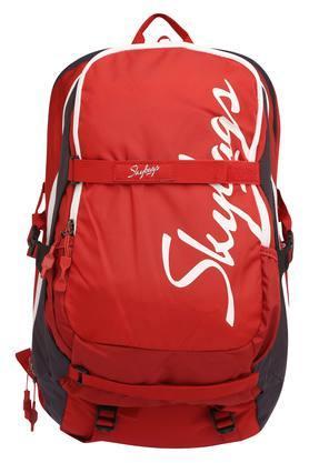 Unisex Zip Closure Backpack