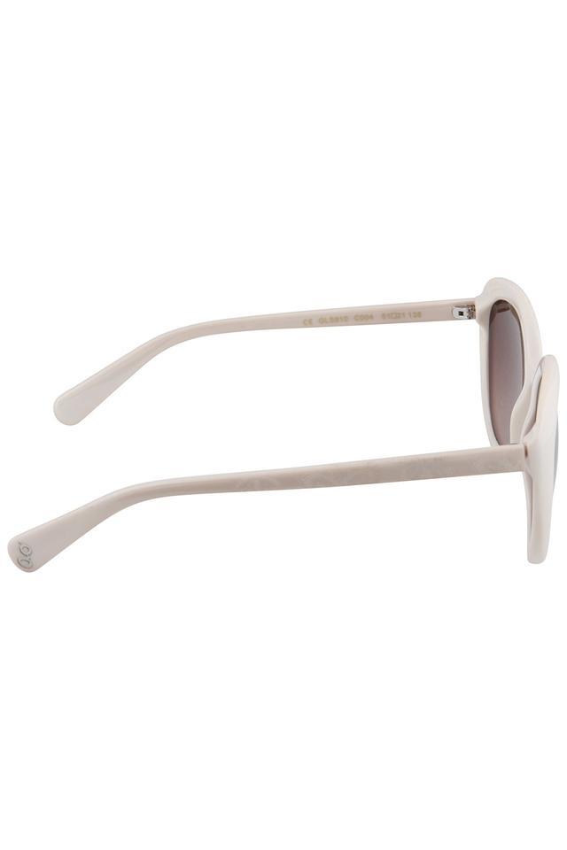 Womens Full Rim UV protected Lens Cat Eye Sunglasses - GLS810C004