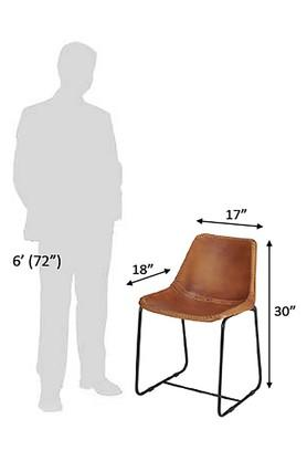 Brown Stalley Chair