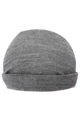 Mens Solid Cap