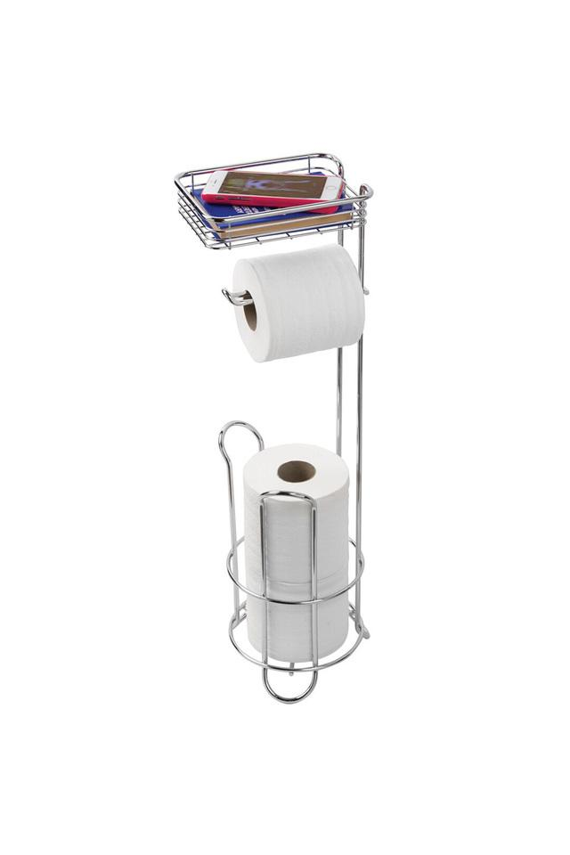 Classico Roll Stand with Shelf