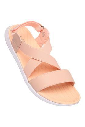 LIFEWomens Casual Wear Velcro Closure Wedges