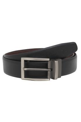 VETTORIO FRATINI Mens Leather Buckle Closure Formal Belt - 203863863