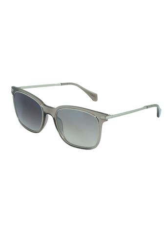Unisex Square Gradient Sunglasses - 2313C4SG