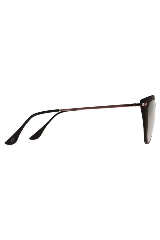 Womens Round Polycarbonate Sunglasses - 2903N PC C4 S