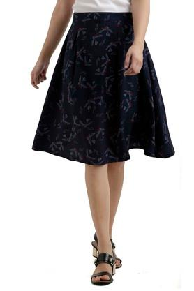 MISS CHASE Womens Printed Casual Skirt