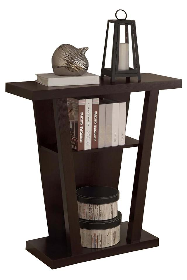 Brown Jordin Console Table