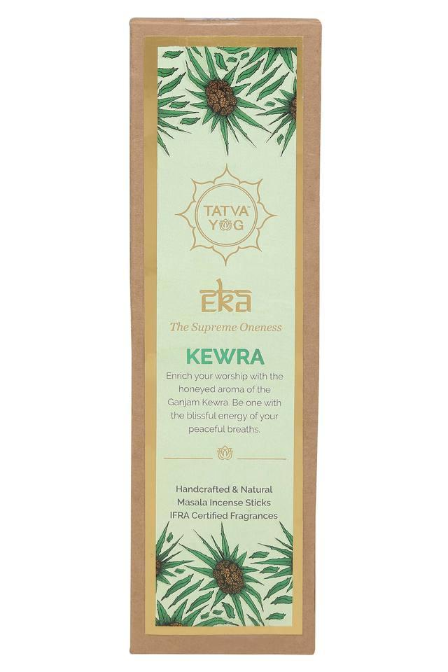 Kewra Handcrafted and Natural Incense Sticks