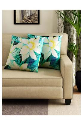 Floral Printed Cushion Cover Set Of 2