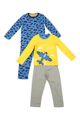 MOTHERCARE -  Mixed Darks Nightwear - Main