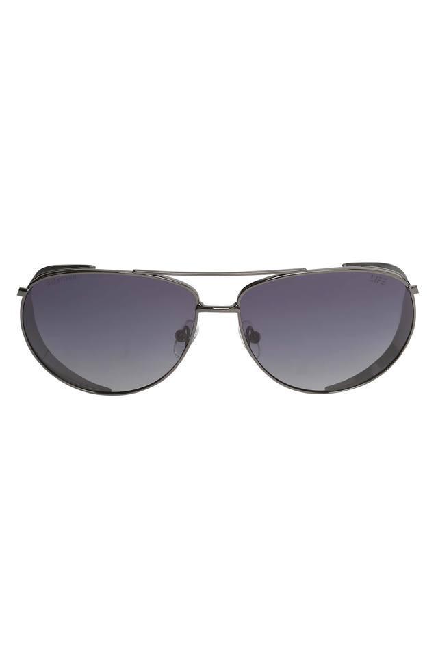 Unisex Aviator UV Protected Sunglasses - LI124C21