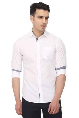 f7a02478 Shirts for Men - Avail Upto 40% Discount on Casual & Formal Shirts ...
