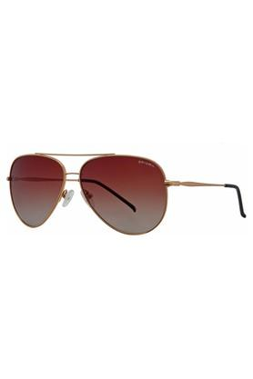 OPIUM Womens Aviator Gradient Dual Sunglasses
