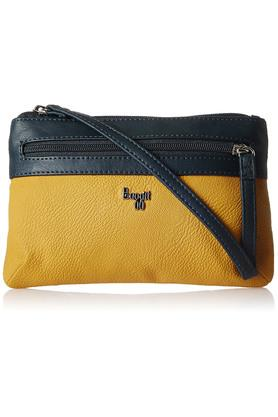 BAGGIT Womens Zipper Closure Handbag And Purse