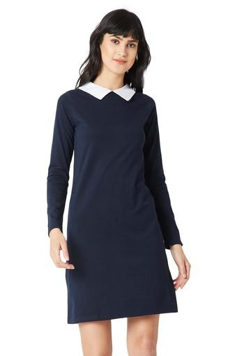 MISS CHASE -  NavyDresses - Main