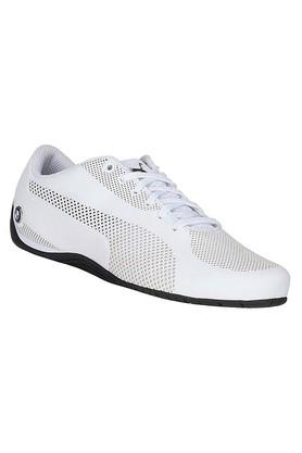 PUMAMens Synthetic Leather Lace Up Sports Shoes