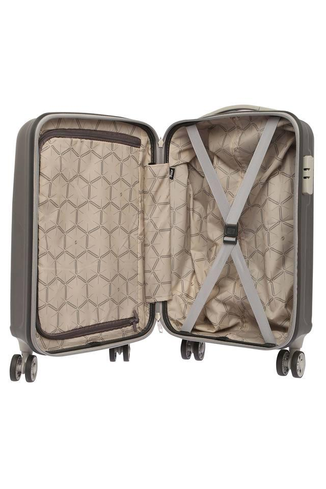 Unisex 1 Compartment Hard Trolley