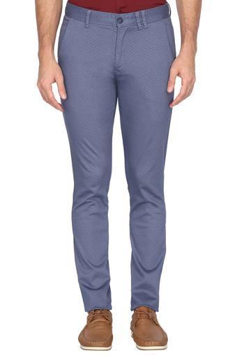 VETTORIO FRATINI -  Light BlueCargos & Trousers - Main