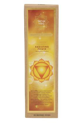 TATVAYOG Radiating Power Incense Stick - Pack Of 30