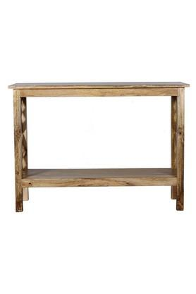 Brown Lorrie Console Table