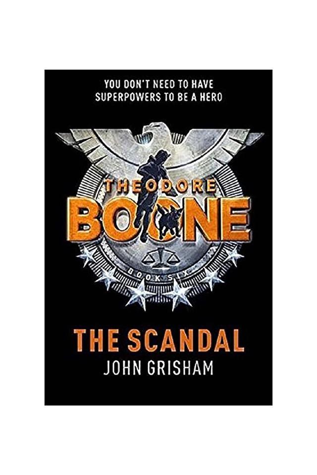 The Scandal: Theodore Boone 6