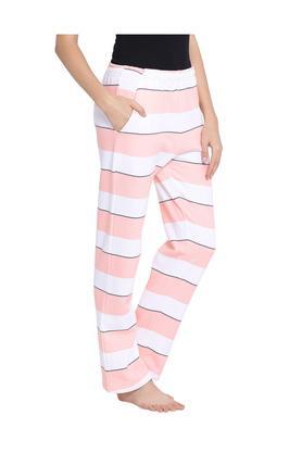 Womens Striped Pyjamas