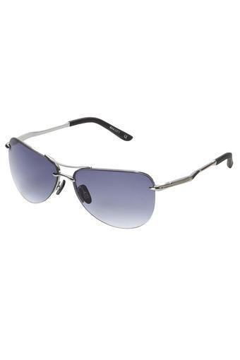 Unisex Aviator UV Protected Sunglasses