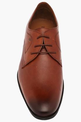 Mens Leather Lace Up Derbys