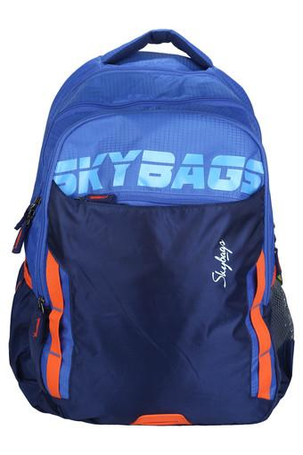 SKYBAGS -  Blue Backpacks - Main