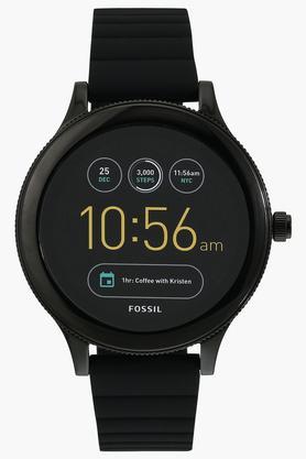 FOSSILWomens Smart Watch - Silicone Watch - FTW6009