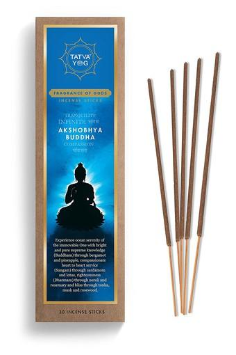 Akshyobhya Buddha Incense Stick - Pack of 30