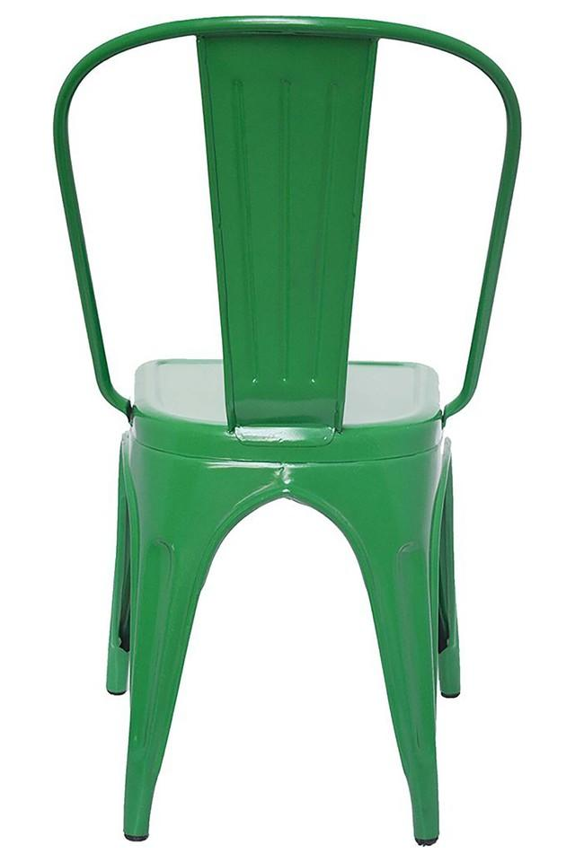 Green Stylo Chairs Set of 4